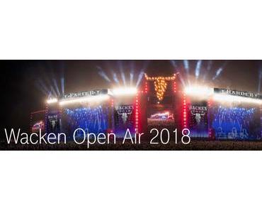 Heavy Metal-Festival Wacken Open Air