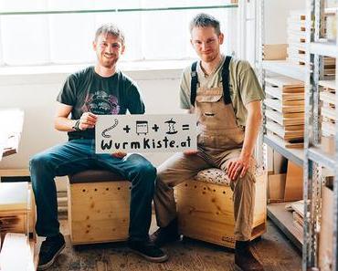 Wurmkiste – Der Wurmkomposter für den Biomüll