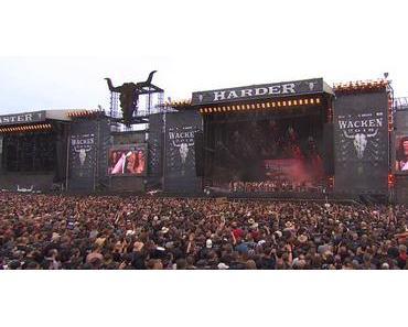 Letzter Tag beim Heavy Metal Event Wacken Open Air