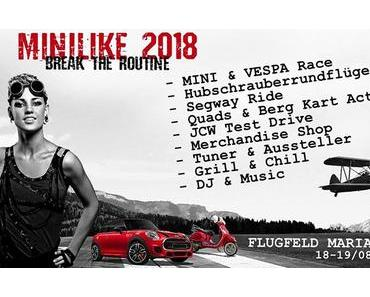 MINILIKE 2018 in Mariazell – Programm