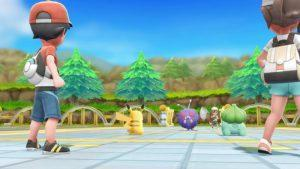 Weiterer Trailer Pokémon: Let's Pikachu! Evoli! enthüllt