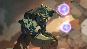 Real in Anime: Roboter-Action im Anime von Heroes of the Storm