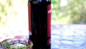 Entre Garrigue Cocktail-Rezept Süßwein Roussillon