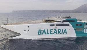 "Baleària erstattet Passagieren ""Cecilia Payne"" Tickets"