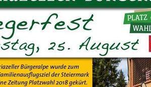 Siegerfest Mariazeller Bürgeralpe Kleine Zeitung Platzwahl 2018
