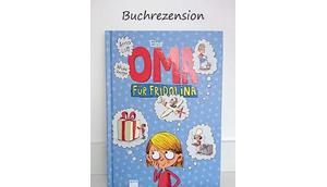 Buchrezension Eine Fridolina (Arena Verlag)