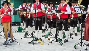 Platzkonzert Abendkonzert Mariazell