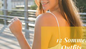 Lookbook: Meine schönsten Sommer Outfits Kleidern Röcken