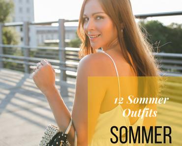 Lookbook: Meine 12 schönsten Sommer Outfits mit Kleidern und Röcken