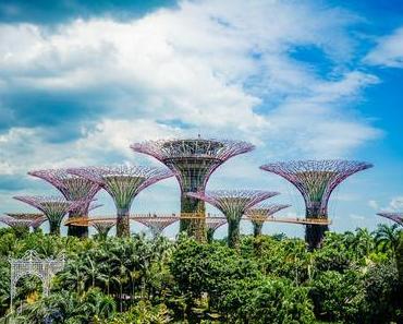 Tipps für Singapur Gardens by the Bay mit Kindern