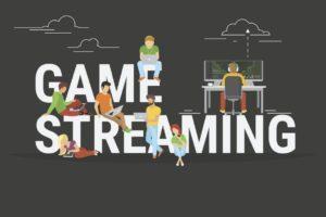 Streaming Spielen Beruf?