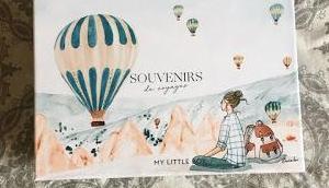 Mylittlebox Souvenirs Voyages