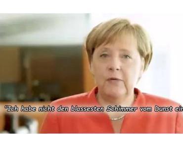 "Merkels nächster Offenbarungseid nennt sich ""Digitalrat"""