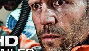 Jason Statham geht baden