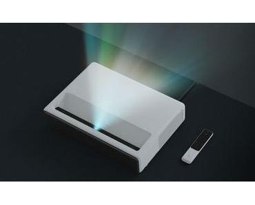 Xiaomi Mi Laser Projector mit Gutscheincode im Angebot