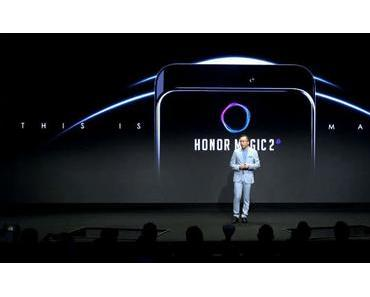 Honor Magic 2: Erstes Smartphone mit Kirin 980 vorgestellt
