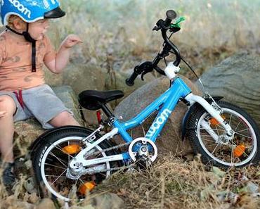 Vom Laufrad zum Fahrrad: Fahrradfahren lernen mit dem Woom 2