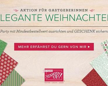 September-Aktion: Elegante Weihnachten