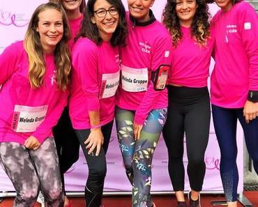 Pink Ribbon Charity Walk 2018: Gemeinsam ein Zeichen im Kampf gegen Brustkrebs setzen