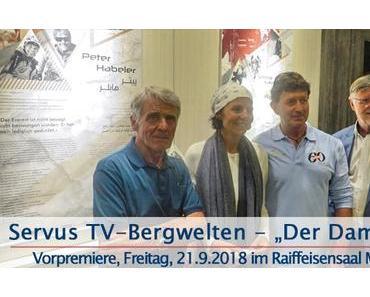 """Mariazell: Servus TV Bergwelten Vorpremiere """"Der Damavand"""""""