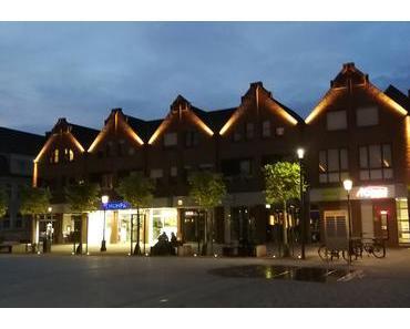 Foto: Das Forum Lüdinghausen am Abend