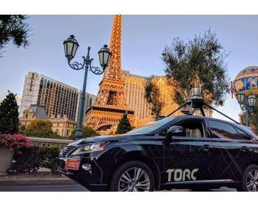 Torc Robotics will sich verdoppeln