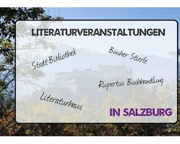 Literatur in Salzburg - September 2018