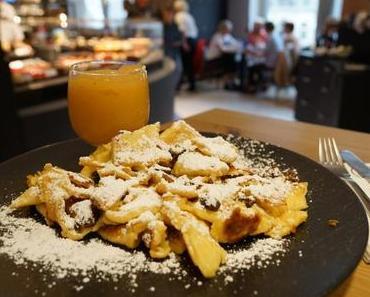 Rischart am Marienplatz – Das neue Café | 12 verschiedene Kaiserschmarrn - + + + 12 Kaiserschmarrn ++ Tagesbar ++ neue Aufteilung + + +