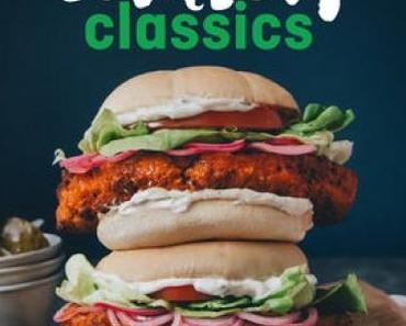 Kochbuch: vegan comfort classics   Lauren Toyota