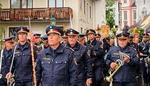 Polizeiwallfahrt nach Mariazell 2018 Fotos