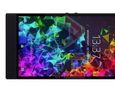 Razer Phone 2: Launch-Event findet auch im Oktober statt