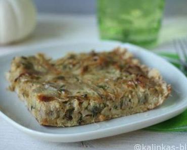 Maronen-Zwiebelkuchen