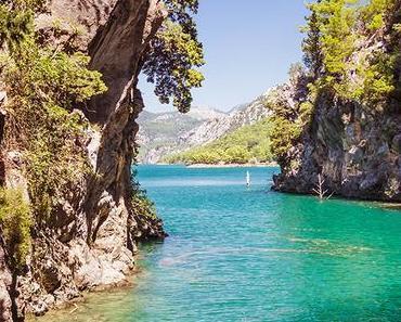 Türkei Urlaub in Side: Tagesausflug zum Green Canyon mit dem Boot