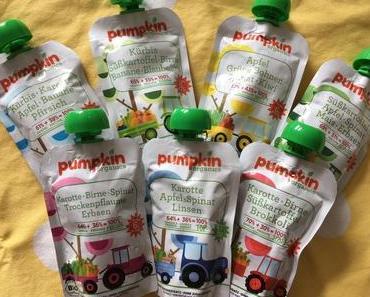 Quetschbeutel von Pumkin Organics