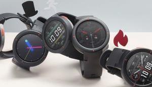 Amazfit Verge: Preiswerte Fitness-Smartwatch offiziell präsentiert