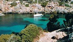 Bucht Cala