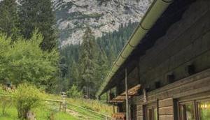 Wandertrilogie Allgäu Halblech Kenzenhütte