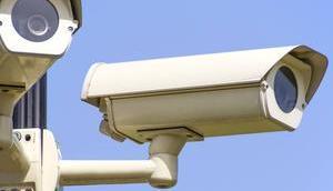 Peekaboo-Angriff Überwachungskameras