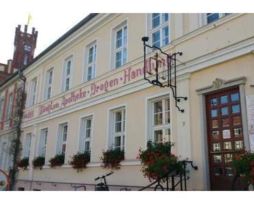Apotheken aus aller Welt, 764: Kyritz an der Knatter, Deutschland