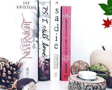 [Lit-Intermezzi] Fallen Leaf Readings – meine Bücher im Herbst!