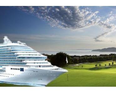 Im Mai 2019 schon was vor? Golfkreuzfahrt ahoi!