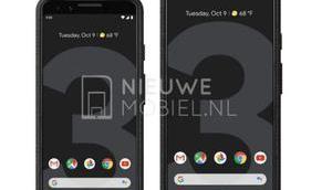 Google Pixel Viele neue Bilder Grössenvergleich