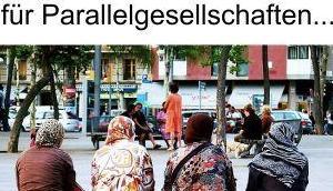 Deutschlands Bevölkerung sieht GRÜNEN Heil lässt Mittelstand gerne Migration zahlen