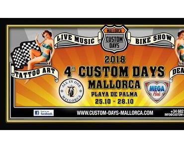Custom Days Mallorca 2018