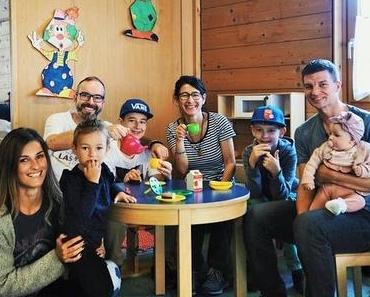 Hallo Nachbarn: Deutsch-Schweizerisches Familien-Gipfeltreffen in Wildhaus