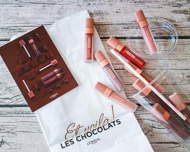 Lorealista News: Infaillable Ultra Matte Les Chocolats von L'Oréal Paris!  [WERBUNG | PR SAMPLE]