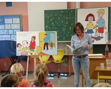 Erfolgreiche Lesungen an zwei Grundschulen