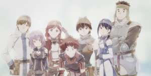 Review: Grimgar, Ashes and Illusions Vol. 1 | Blu-ray