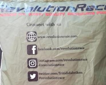 Revolution Race Fleecepullover Trekker