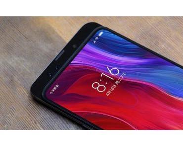 Xiaomi Mi Mix 3: Wird das erste Smartphone mit 5G-Support am 15. Oktober 2018 vorgestellt?